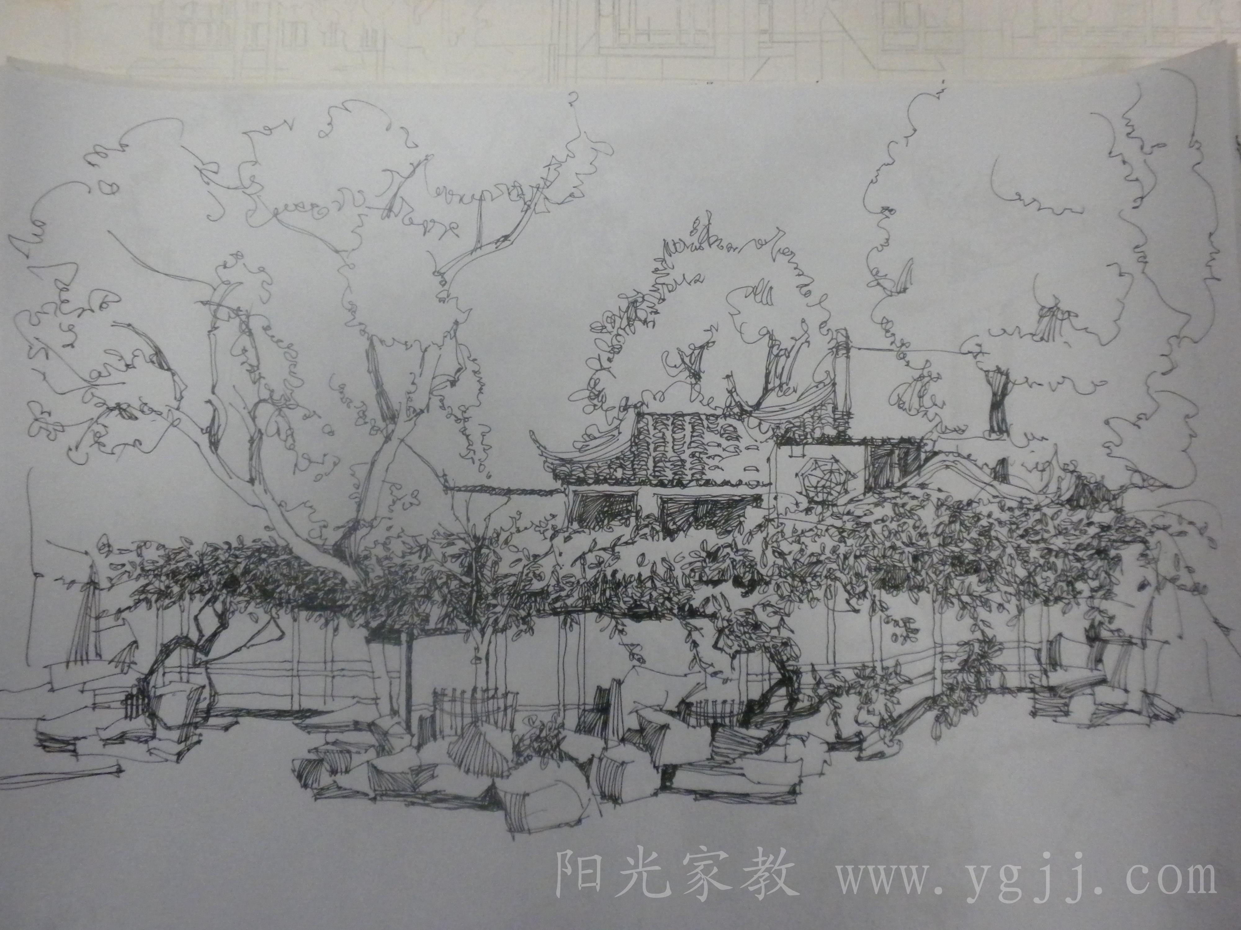 中国美术学院家教-沈教员-杭州市第七中学【阳光家教图片